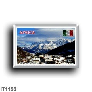 IT1158 Europe - Italy - Lombardy - Aprica - Panorama Adamello