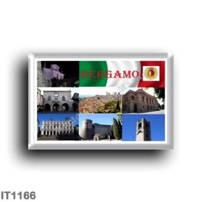 IT1166 Europe - Italy - Lombardy - Bergamo - Mosaic