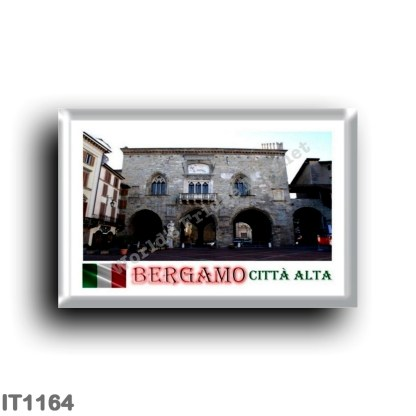 IT1164 Europe - Italy - Lombardy - Bergamo - Upper city