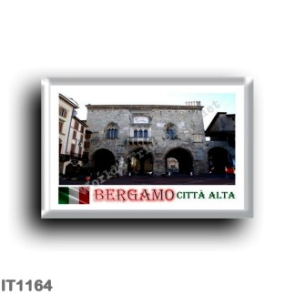 IT1164 Europe - Italy - Lombardy - Bergamo - Upper city
