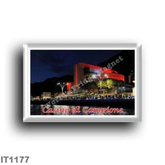 IT1177 Europe - Italy - Lombardy - Campione d'Italia - Casino