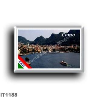 IT1188 Europe - Italy - Lombardy - Como lake