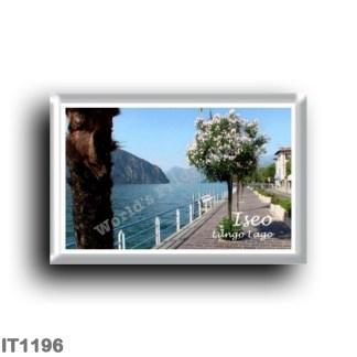 IT1196 Europe - Italy - Lombardy - Iseo - Walk