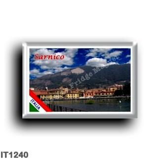 IT1240 Europe - Italy - Lombardy - Sarnico - Panorama
