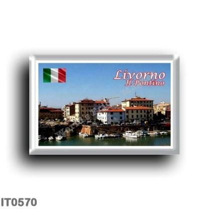 IT0570 Europe - Italy - Tuscany - Livorno - Il Pontino