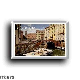 IT0573 Europe - Italy - Tuscany - Livorno