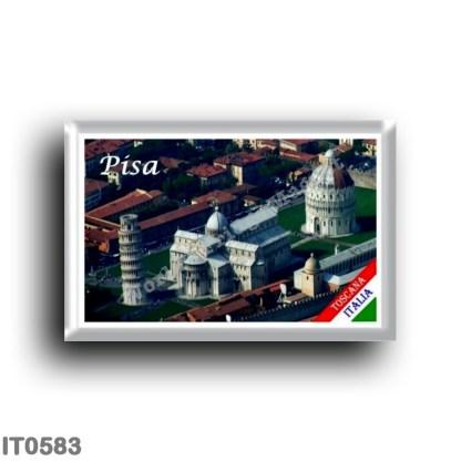 IT0583 Europe - Italy - Tuscany - Pisa - Campo dei Miracoli