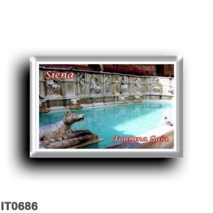 IT0686 Europe - Italy - Tuscany - Siena - Fontana Gaia