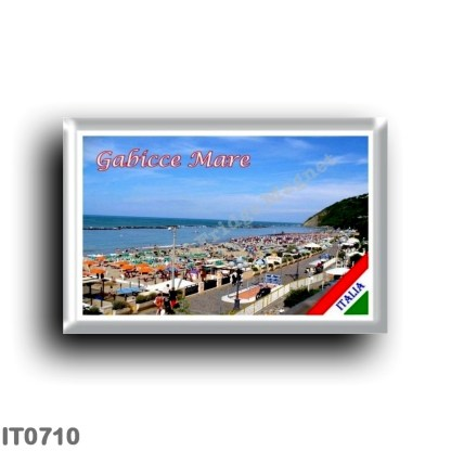 IT0710 Europe - Italy - Marche - Gabicce Mare