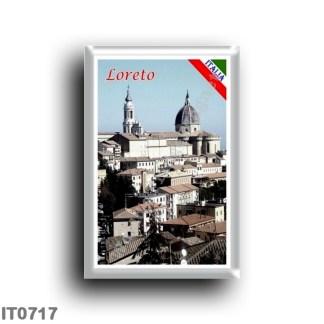 IT0717 Europe - Italy - Marche - Loreto - Panorama