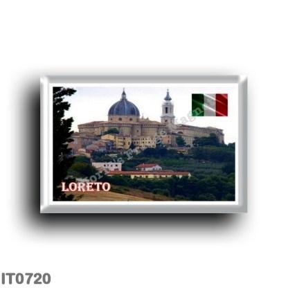 IT0720 Europe - Italy - Marche - Loreto