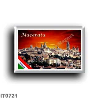 IT0721 Europe - Italy - Marche - Macerata