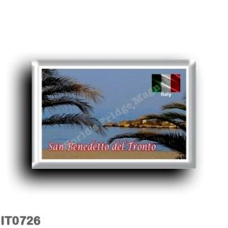 IT0726 Europe - Italy - Marche - San Benedetto del Tronto - Winter Sea