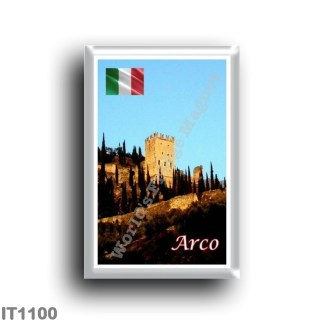 IT1100 Europe - Italy - Trentino Alto Adige - Arco - The Castle