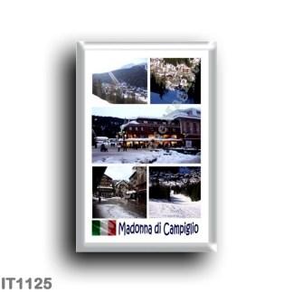IT1125 Europe - Italy - Trentino Alto Adige - Madonna di Campiglio - Mosaic