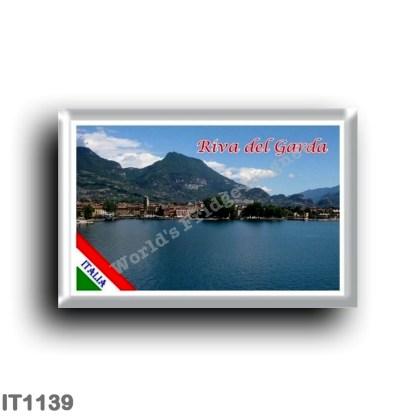 IT1139 Europe - Italy - Trentino Alto Adige - Riva del Garda