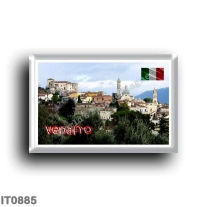 IT0885 Europe - Italy - Molise - Venafro Panorama