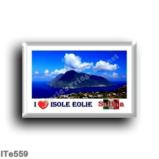 ITe559 Europe - Italy - Aeolian Islands - Salina - I Love