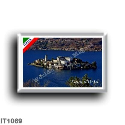 IT1069 Europe - Italy - Piedmont - Lake Orta