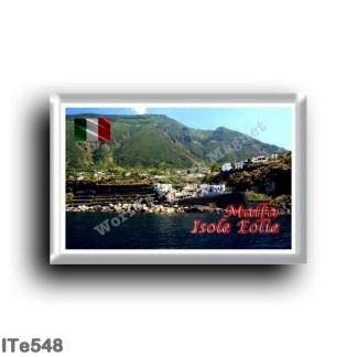 ITe548 Europe - Italy - Aeolian Islands - Island of Salina - Malfa