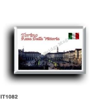 IT1082 Europe - Italy - Piedmont - Turin - Piazza Vittoria