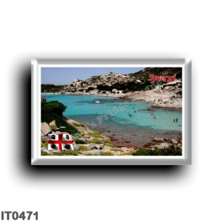 IT0471 Europe - Italy - Sardinia - Archipelago of Maddalena - Spargi