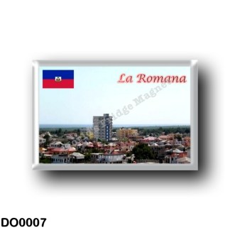 DO0007 America - Dominican Republic - La Romana - Skyline