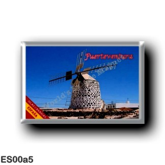 ES00a5 Europe - Spain - Canary Islands - Fuertventura - La Oliva