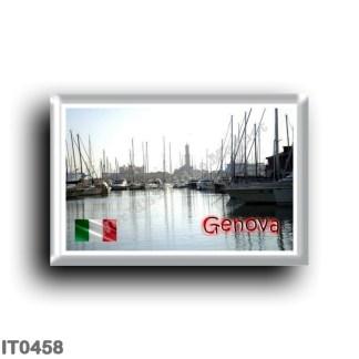 IT0450 Europe - Italy - Liguria - Genoa - City Center