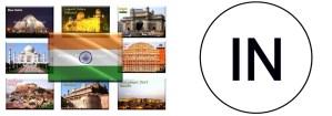 IN - India