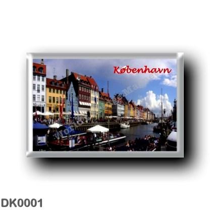 DK0001 Europe - Denmark - København