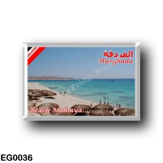 EG0036 Africa - Egypt - Red Sea - Hurghada - Mamya - Beach
