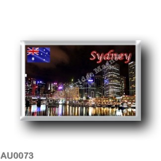 AU0073 Oceania - Australia - Sydney - Darling Harbor