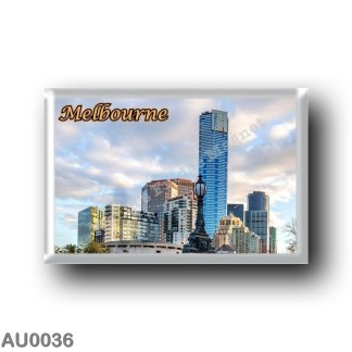 AU0036 Oceania - Australia - Melbourne - City Walk