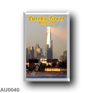 AU0040 Oceania - Australia - Melbourne - Eureka Tower