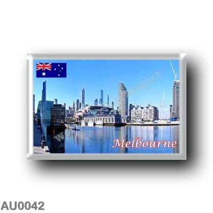 AU0042 Oceania - Australia - Melbourne - Harbour