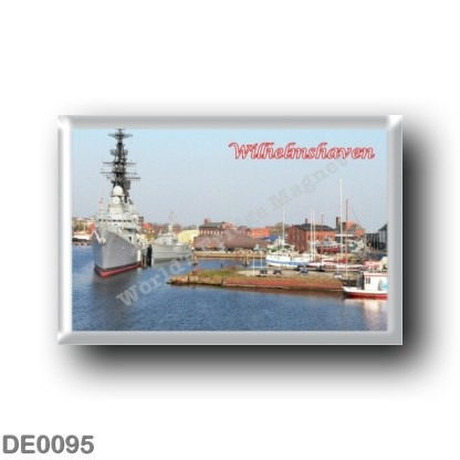 DE0095 Europe - Germany - Friesische Inseln - Frisian Islands - Wilhelmshaven - Hafen