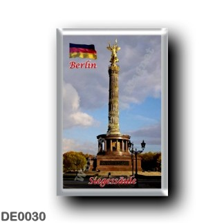 DE0030 Europe - Germany - Berlin - Berliner Siegessäule