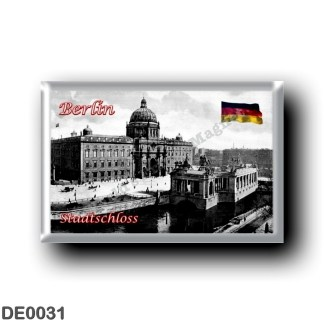 DE0031 Europe - Germany - Berlin - Berliner Stadtschloss