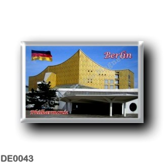 DE0043 Europe - Germany - Berlin - Philharmonie