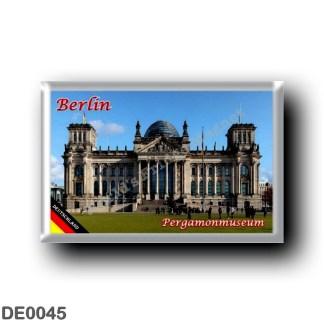 DE0045 Europe - Germany - Berlin - Reichstagsgebäude