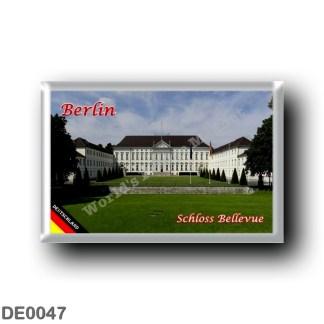 DE0047 Europe - Germany - Berlin - Schloss Bellevue