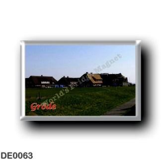 DE0063 Europe - Germany - Friesische Inseln - Frisian Islands - Gröde