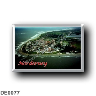 DE0077 Europe - Germany - Friesische Inseln - Frisian Islands - Norderney