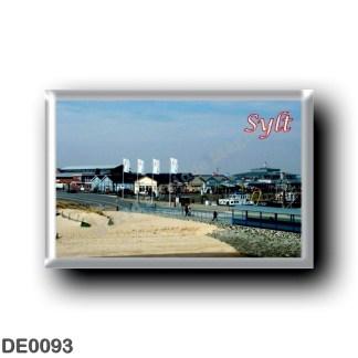 DE0093 Europe - Germany - Friesische Inseln - Frisian Islands - Sylt - Ufer