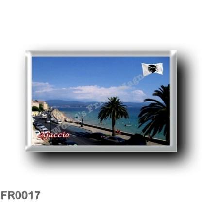 FR0017 Europe - France - Corsica - Ajaccio - Plage