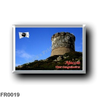 FR0019 Europe - France - Corsica - Ajaccio - Tour Sanguinaires