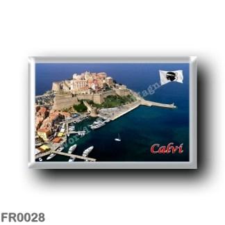FR0028 Europe - France - Corsica - Calvi - Panorama