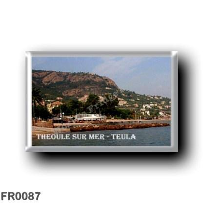 FR0087 Europe - France - French Riviera - Côte d'Azur - Theoule sur Mer - Teula