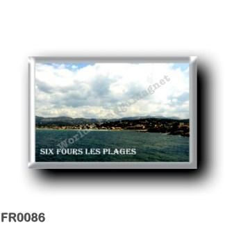FR0086 Europe - France - French Riviera - Côte d'Azur - Six-Fours-les-Plages